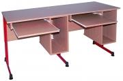 PC stolek HARRY dvoumístný