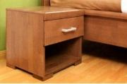 ložnice CAROLINA buk - noční stolek 1 zásuvka