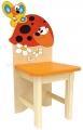 narozeninová židle beruška
