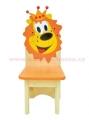 narozeninová židle lev