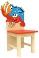 narozeninová židle krab