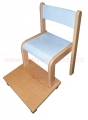stupínek pro židle DEN/26 a DEN/30