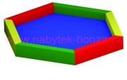 Ohrádka šestiúhelník