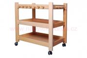 D525 servírovací stolek