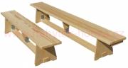 D75000 lavička smrková 180
