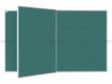 Dvoudílná tabule PIVOT KZ -křída