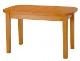 Jídelní stůl MINI FORTE 120x85cm rozkládací