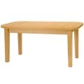 Jídelní stůl MAXI FORTE 160x85cm rozkládací