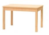 Jídelní stůl TOP 120x80cm pevný