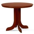 Jídelní stůl VIENA kulatý pr.90cm