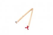 Kružidlo dřevěné s magnetem na křídu 50 cm