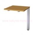 MS-09 stůl 60x75x60cm rohový