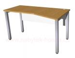 MS-11 stůl 140x75x60/80cm