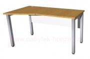 MS-12 stůl 140x75x60/80cm