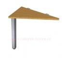 MS-23 stůl 70x75x40cm jednací