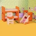 Nábytek do domečku - Dětský pokoj