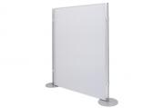 Ochranná stěna polykarbonátová