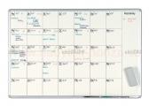 Plánovací tabule měsíční 100x70cm