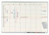 Plánovací tabule týdenní 100x70cm