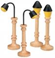 Pouliční lampy - 4ks