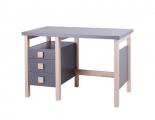 Psací stůl HENRY I. NEW šedý