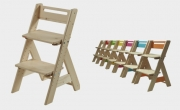 Rostoucí židle ZUZU