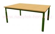 Stůl HONZÍK KS obdélník 80x120cm