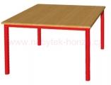 Stůl HONZÍK K čtverec 80x80x52cm