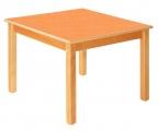 Stůl HONZÍK L+PVC čtverec 80x80cm