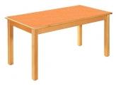 Stůl HONZÍK L+PVC obdélník 80x60cm