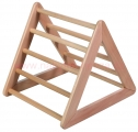 Trojúhelník s příčkami