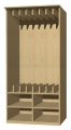 U4 stěna na matrace a lůžkoviny