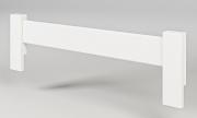 Zábrana univerzální 120cm bílá