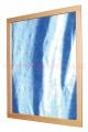 DE91050 Zrcadlo obdélník v rámu (75x50cm)