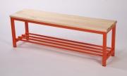 Šatní lavice - dřevo