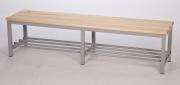 Šatní lavice - dřevo šířka 150cm