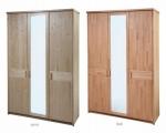 Šatní skříň - ENNA 3-dílná zrcadlo