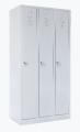 šatní skříň SZ-0001 (3D) třídvéřová
