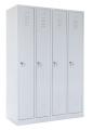 školní šatní skříň SZ-0023 (4D) čtyřdvéřová