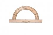 Úhloměr magnetický dřevěný 50 cm
