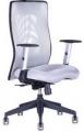židle CALYPSO GRAND světle šedá