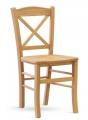 Židle CLAYTON dub masiv