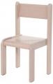 židle DEN/31 bělený buk