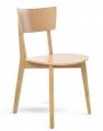 Židle DIMMY dub masiv