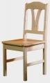 Židle I. - přírodní