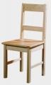 Židle II. - přírodní