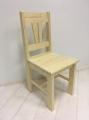 Židle IV. - přírodní