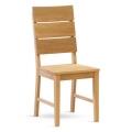 Židle KARIN dub masiv