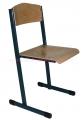 židle KBS D pevná