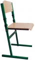 židle KBS stavitelná - šroub s plastovou hlavou
